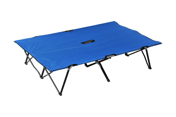 Double Camp Cot 5