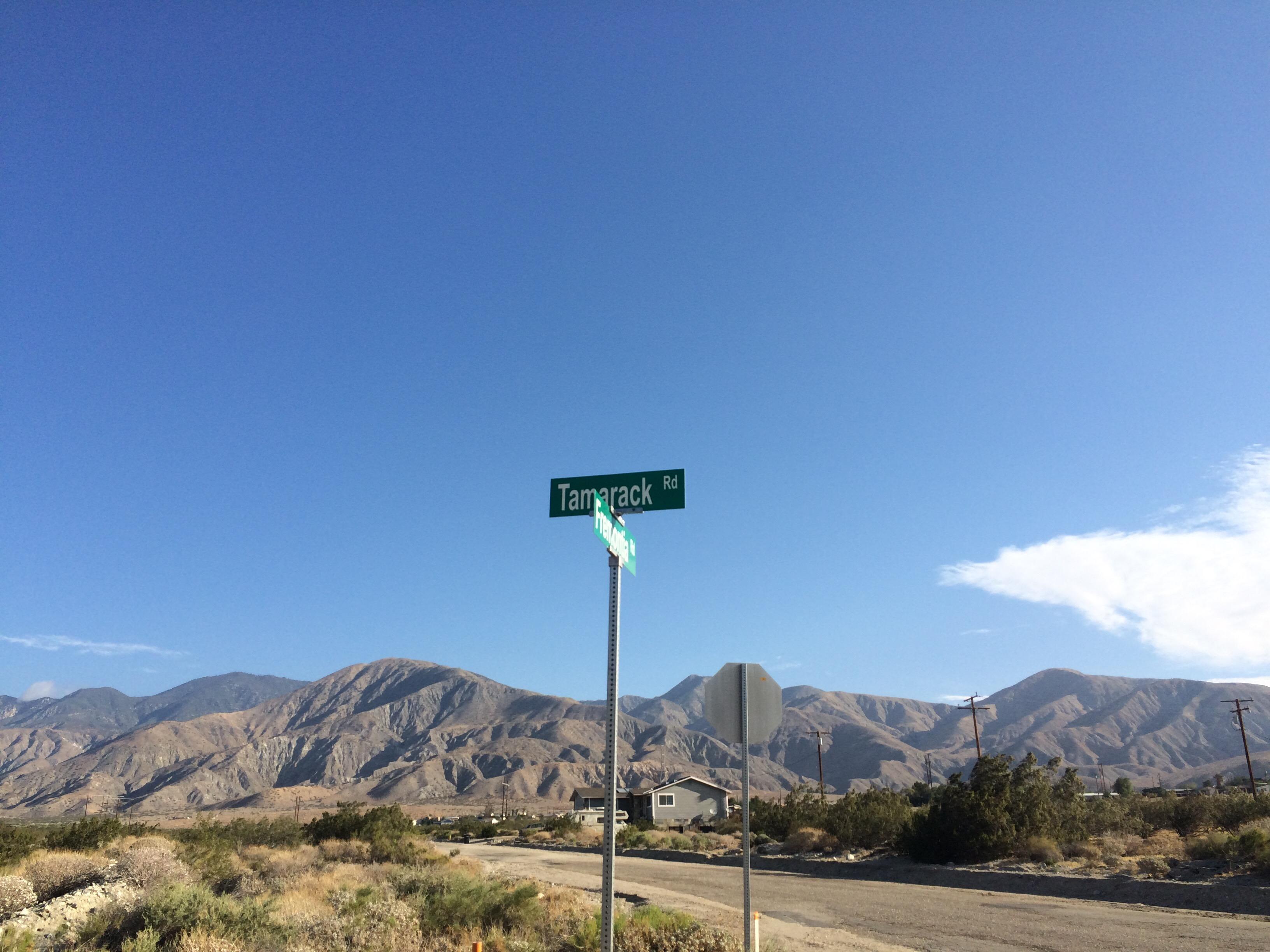 Days 16 22 Hwy 10 El Cajon Pass
