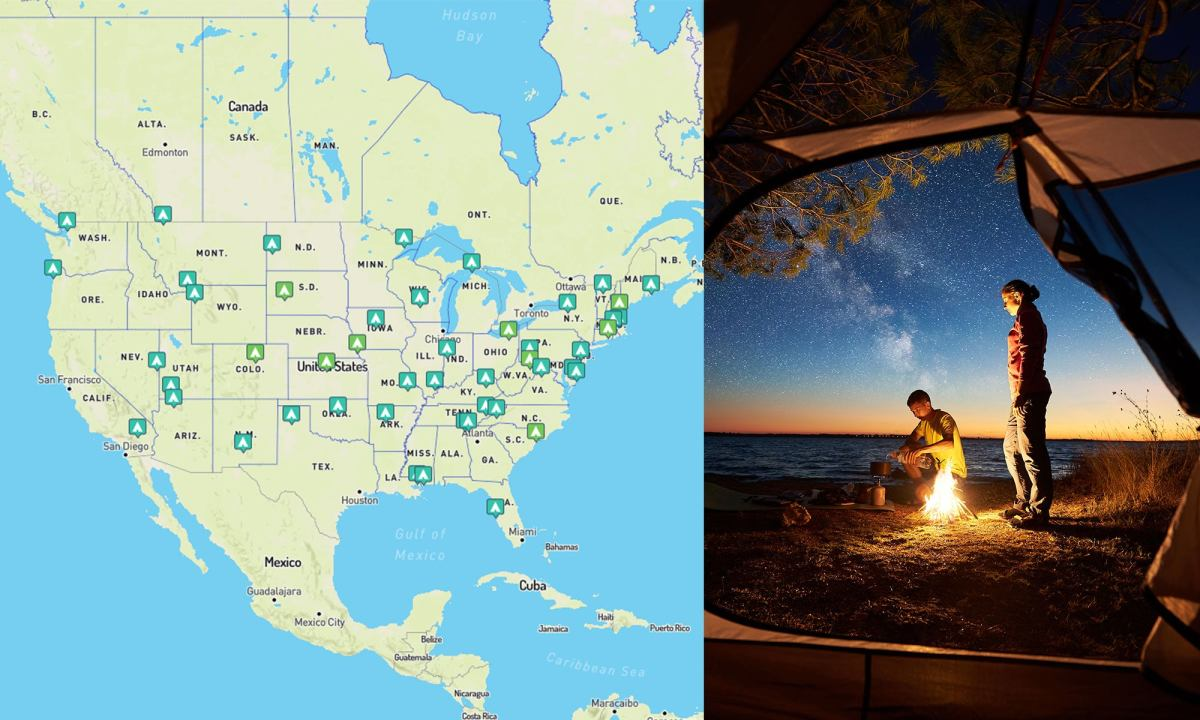 best-campgrounds-us