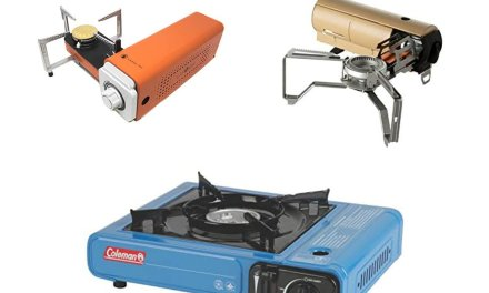What is The Best Portable Camping Stove? With Single Burner Propane.