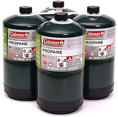what is the shelf life of coleman camp fuel, (coleman fuel can).