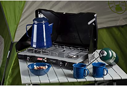 What Are The Benefits of Using Coleman Camp Stove