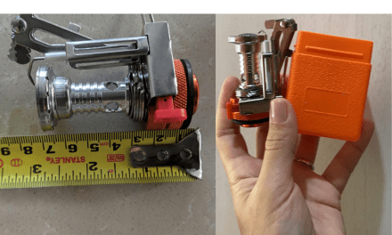 What is The Smallest Camping Stove?
