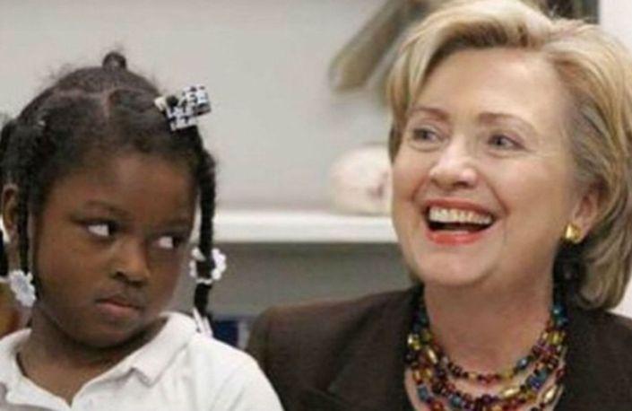 Hillary Clinton Says All Blacks 'Look Alike' During Political Correctness Summit