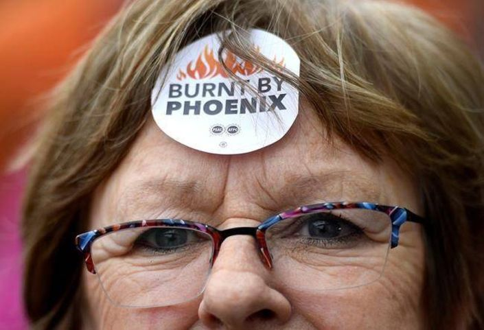 Clearing Phoenix pay backlog could take up to 5 years