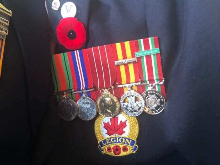 Canadian war vet denied access to N.S. veterans hospital