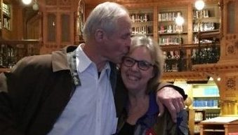 Green Party Leader Elizabeth May Is Engaged To John Kidder