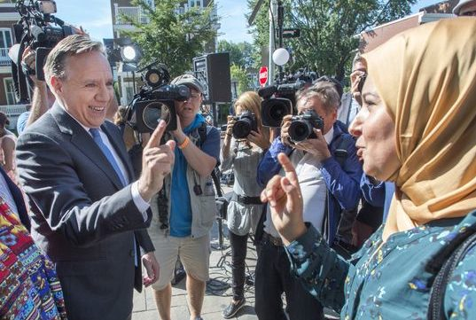 Quebec confirms plan to reduce immigration by about 20%