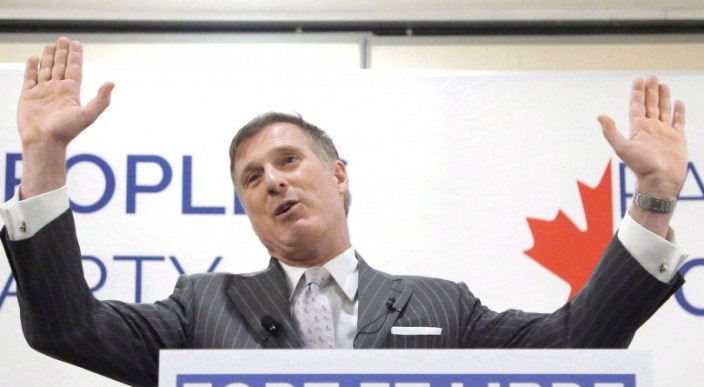 Bernier's new party rakes in $300k in one weekend, party officials say