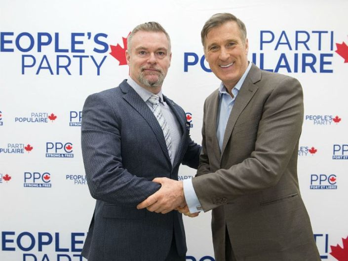 Maxime Bernier names candidate to run in Montreal-area federal byelection