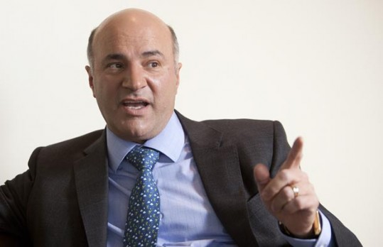 Kevin O'Leary Takes A Break From The Shark Tank To Launch A New Social Program That Will Benefit 'Millions Of Canadians'