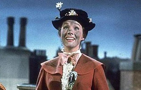 Mary Poppins branded racist by US academic in 'blackface' row over scene where she gets covered in soot