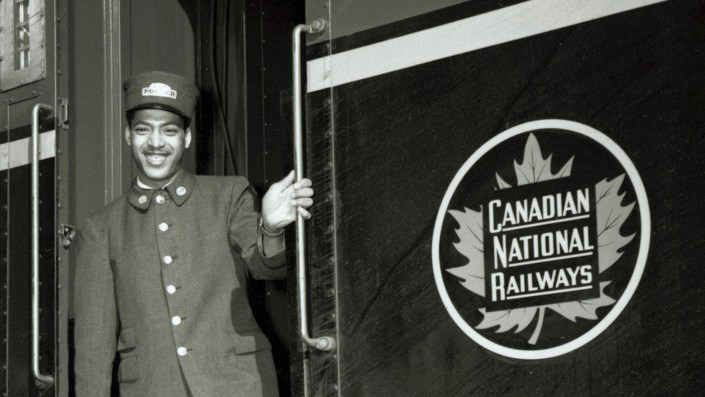 How Black Train Porters Moved Politicians to Embrace a Multicultural Canada