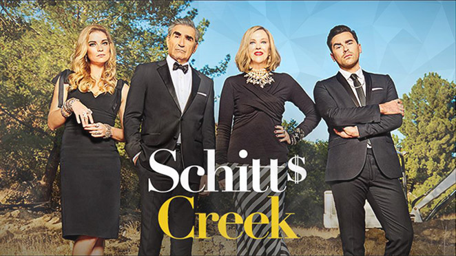 Daniel and Eugene Levy to end Schitt's Creek after Season 6