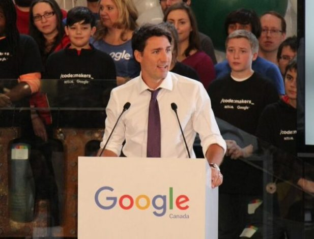 At Trudeau's behest, Gould instructed Google News to limit Canadian access to foreign press