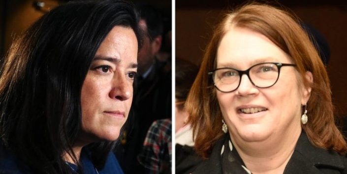 Jody Wilson-Raybould, Jane Philpott booted out of Liberal caucus