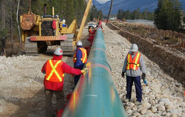 Trudeau cabinet approves Trans Mountain expansion project … again