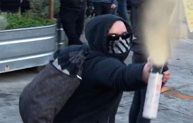 Violent Antifa attacks are a growing concern in Canada