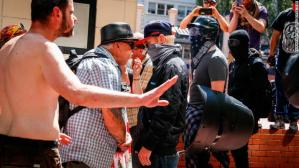Portland, Oregon braces for dueling protests this weekend.