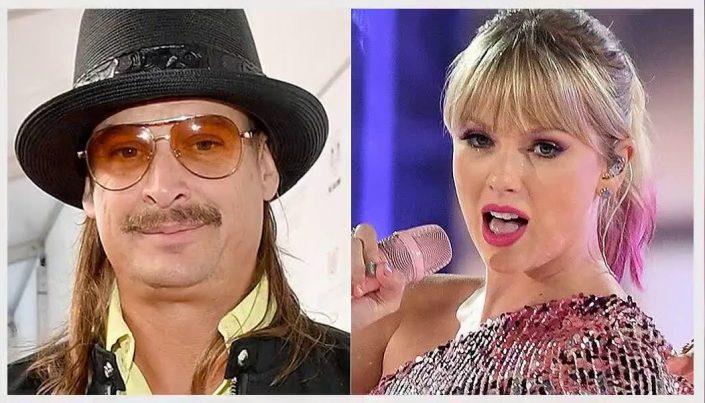 Kid Rock slams Taylor Swift's politics: 'She will suck the door knob off Hollyweird'