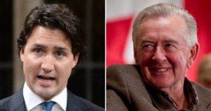 Preston Manning to Trudeau: 'It's time to do something'