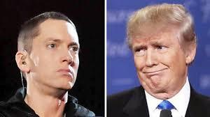 Eminem Interviewed by Secret Service over Violent Trump Lyrics