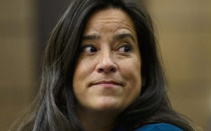 Jody Wilson-Raybould is 2019's newsmaker of the year
