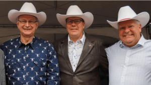 Premiers Ford, Moe and Higgs announce joint nuclear reactor project