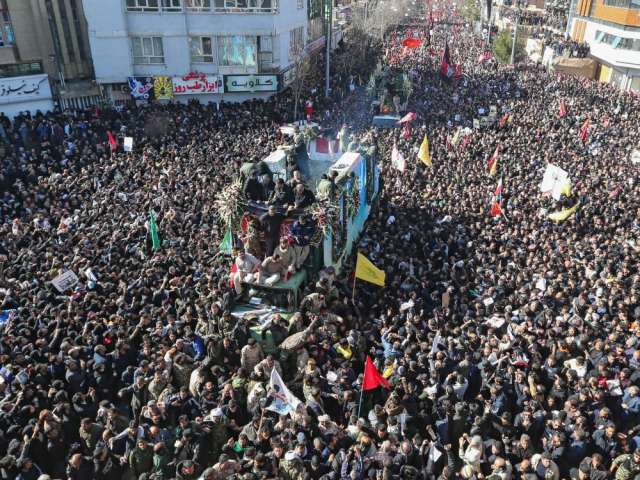 'Death to the dictator': Outrage, protests erupt in Iran for leaders denying fault in Ukraine plane crash