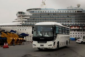 Number of Canadians on Diamond Princess testing positive for COVID-19 virus rises to 32