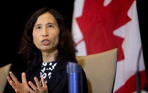 Canada at critical juncture in coronavirus battle: Canada's top health official