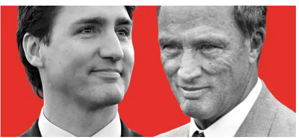 The FORTY YEAR MEDIA Cover-Up Of Pierre, Justin and Alex Trudeau's Dedication To Communism