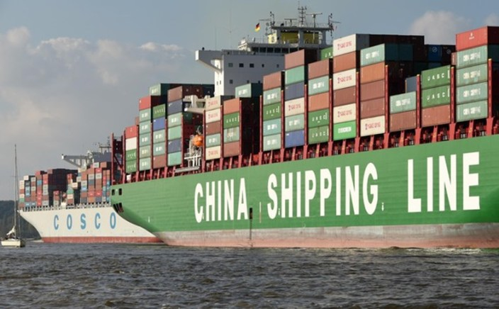 Thanks, China … global food trade upended