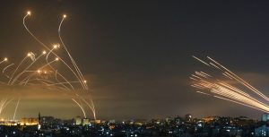 Israel Under Attack As Nearly 1,000 Rockets Intercepted in 38 Hours