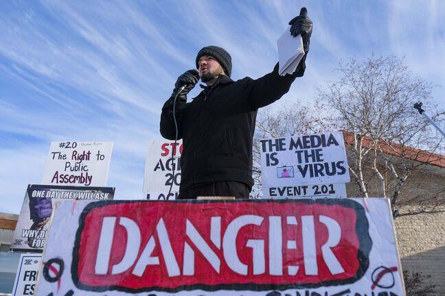 Manitoba Medical Tyranny: Preacher on the Run