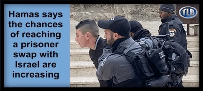 """Hamas & Israel Prisoner Swap Being Discussed, But Friday """"Day Of Rage"""" Looms"""