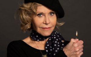 Jane Fonda: Biden Is 'Not Bold Enough' on Climate Change
