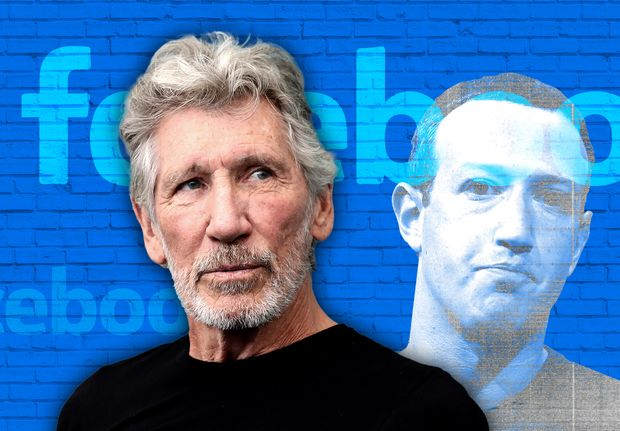 Roger Waters To Mark Zuckerberg: 'FUCK YOU', no Pink Floyd for you!