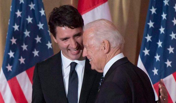 Trudeau, Biden discuss reopening Canada-U.S. border at G7 summit