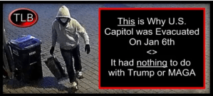 The Real Story Behind Why the Capitol Building Was Evacuated on Jan. 6 [Video]