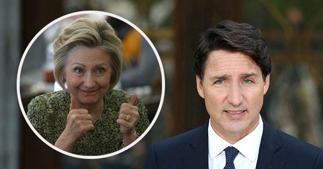 Watch: Trudeau Admits Discussing Afghanistan Debacle with Crooked Hillary