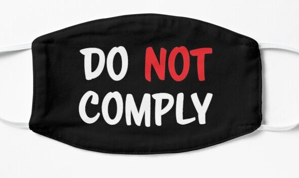 """Canada needs a Rand Paul, """"Do Not Comply"""""""