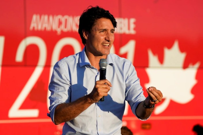Trudeau's Liberals will form minority government