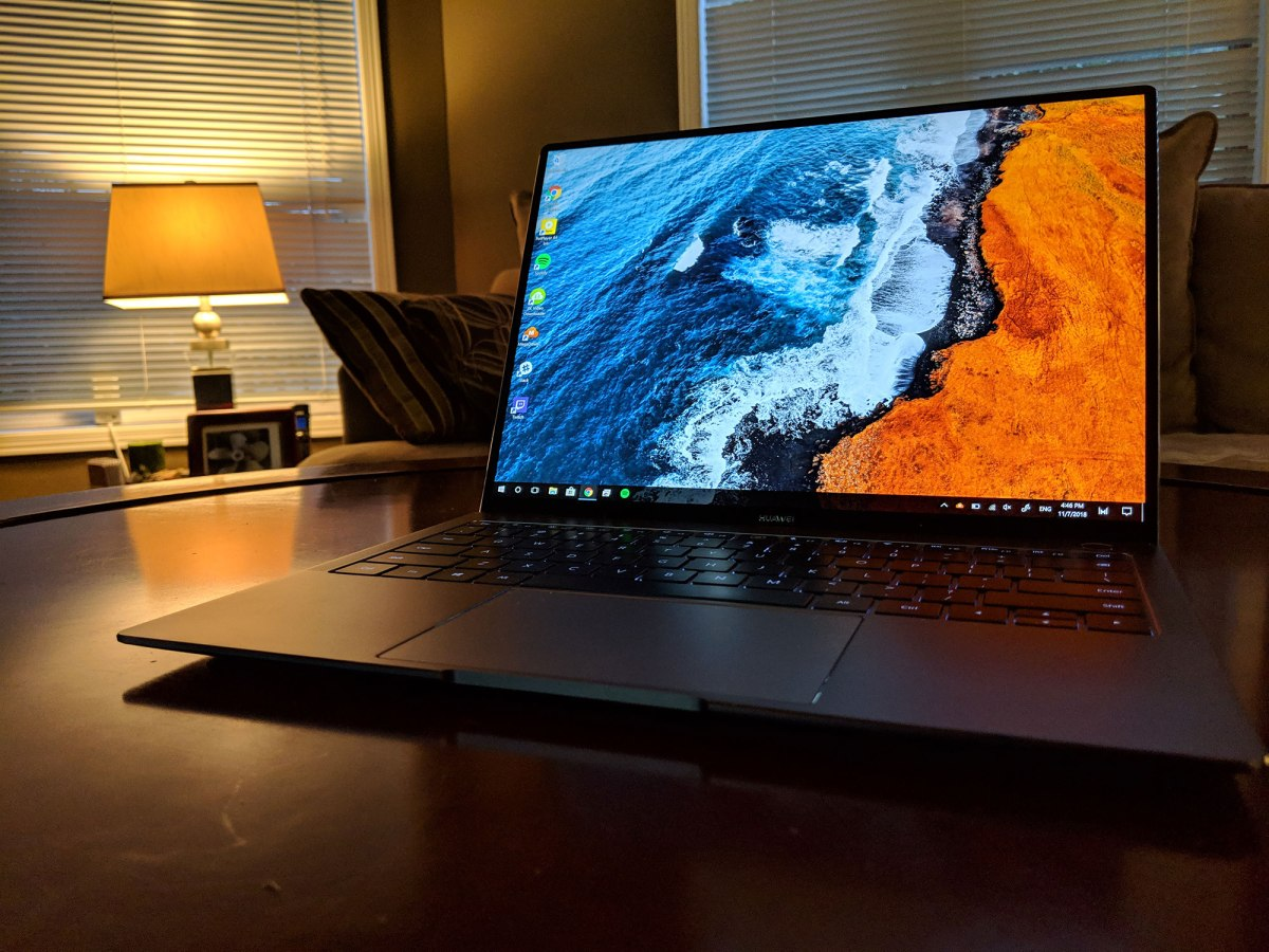Huawei MateBook X Pro Review TheCanadianTechie