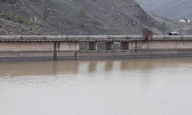 Gran Canaria dams collected 12 million cubic meters of much needed water