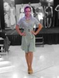 Lara Schroeder wears Pure Pod Necklace from Lovisa Shoes: betts Hair & Make-