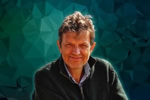 Nick Parker - The Cancer JourneyMan at the Isbourne