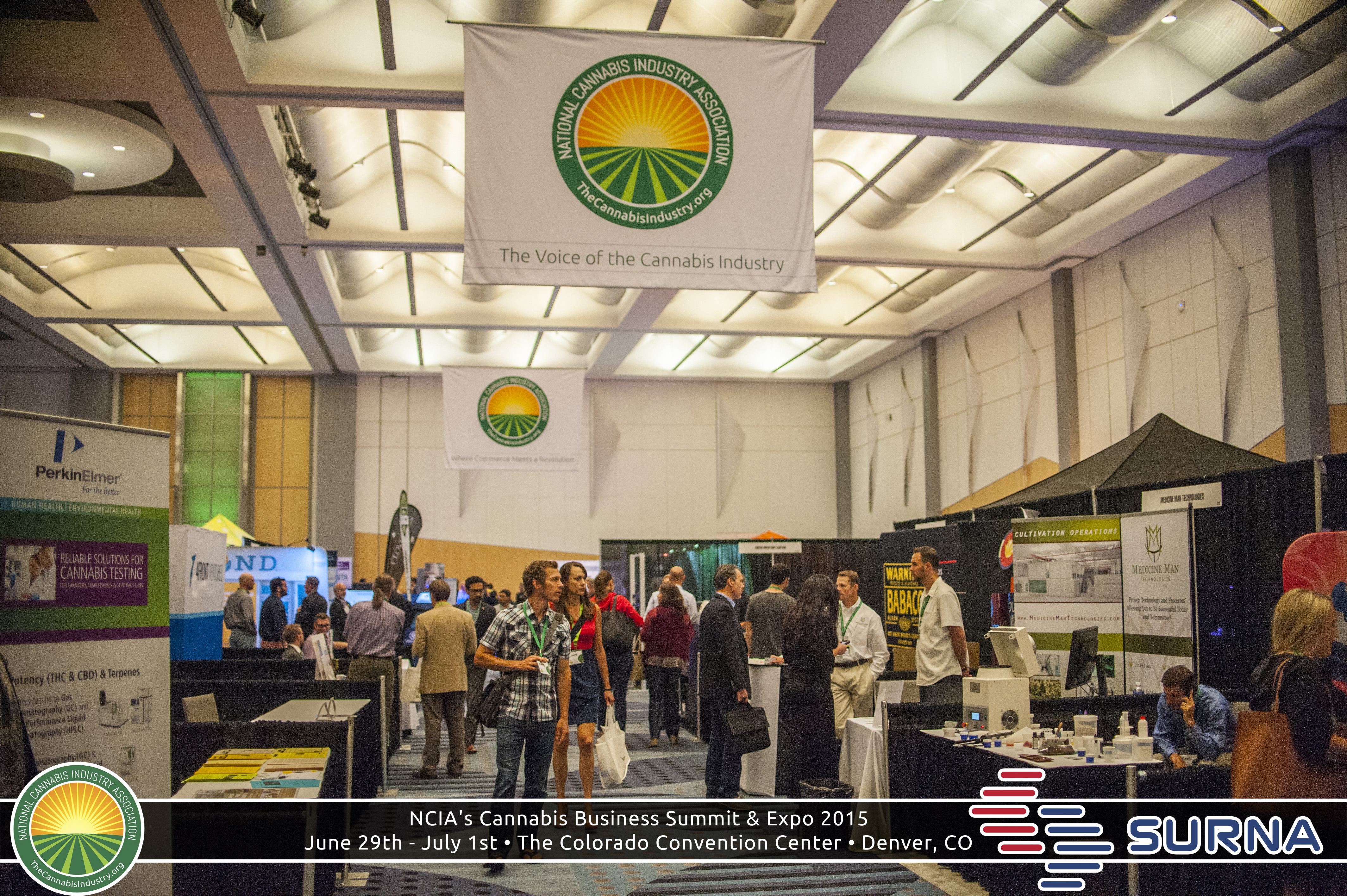 Sungard Exhibition Stand Here Alone : All posts the national cannabis industry association