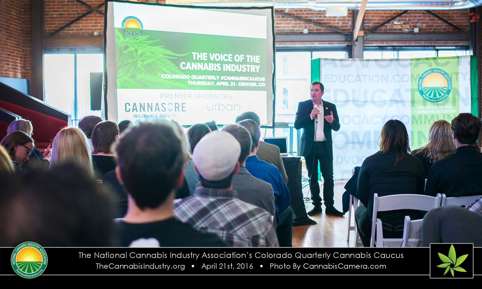 NCIA's Colorado Quarterly Cannabis Caucus with Dana Rohrabacher