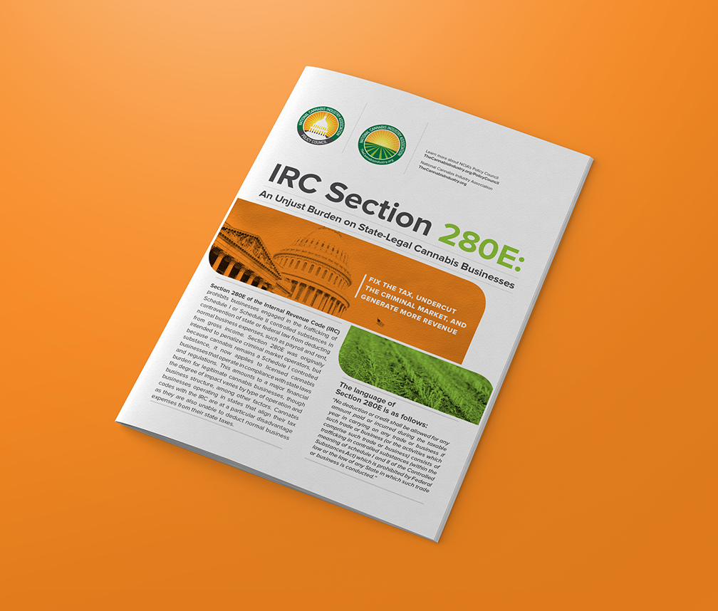 IRC Section 280E: An Unjust Burden on State-Legal Cannabis Businesses